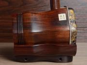 龙韵自然皮整筒老红木二胡 编号:12048 一枝花